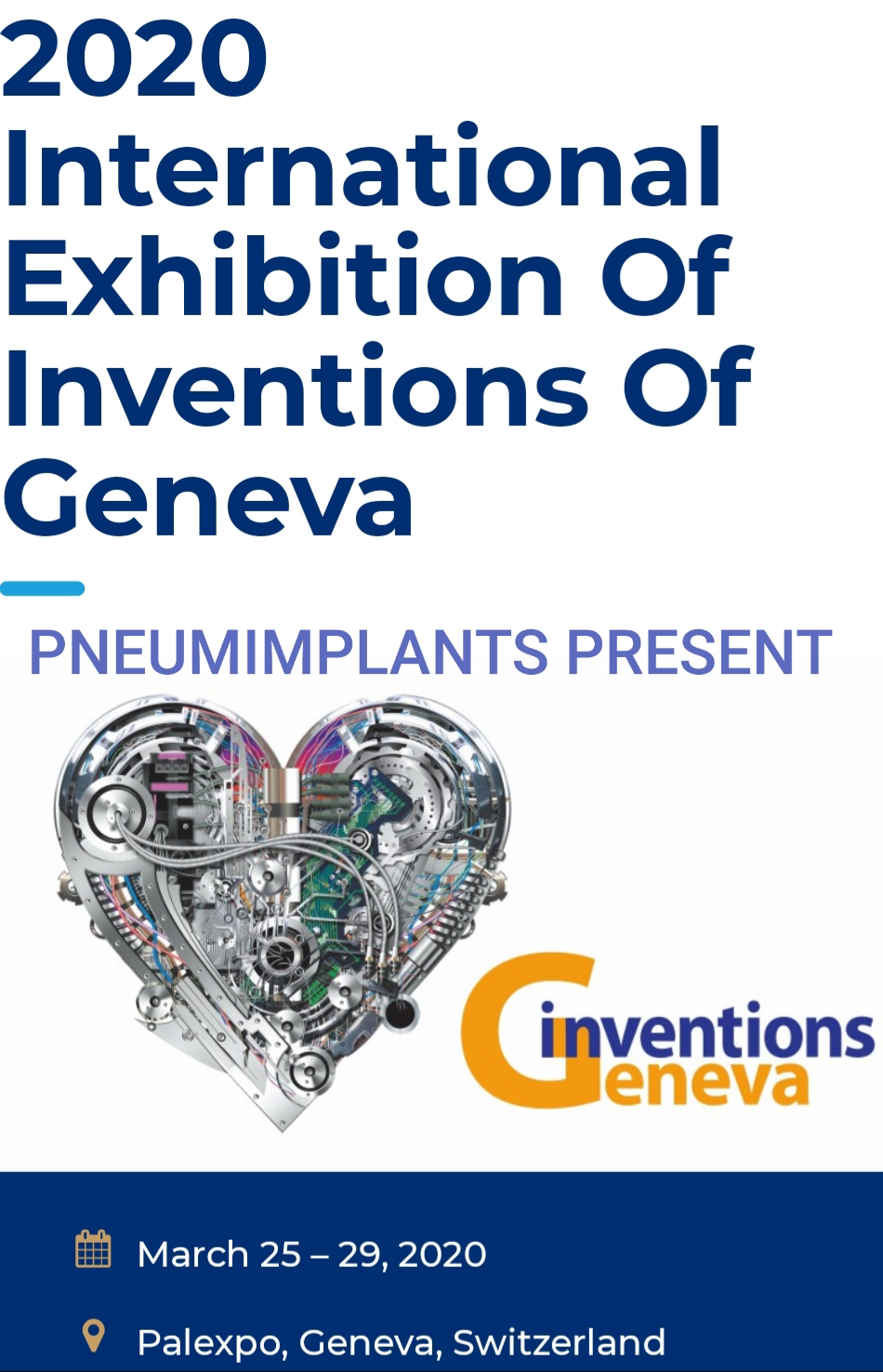 Exibition of inventions